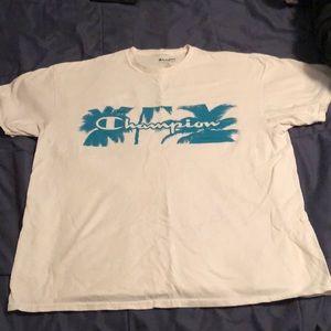 Champion Palm Tree T-Shirt